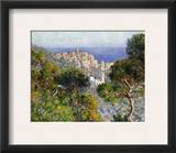 Monet: Bordighera  1884