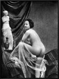 Nude Posing  1855