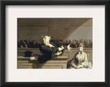 Daumier: Advocate  1860
