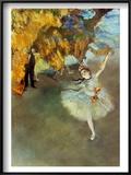 Degas: Star  1876-77