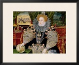 Elizabeth I  Armada Portrait  circa 1588