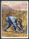 Van Gogh: The Reaper  1889