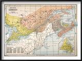 Map: Eastern Canada