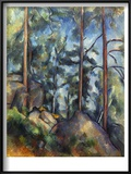 Cezanne: Pines  1896-99