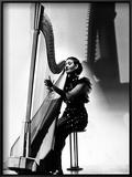 Harpist  1935