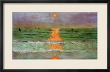 Sunset  1913