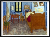Van Gogh: Bedroom  1889