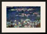 Waterlilies: Green Reflections  1914-18 (Right Section)
