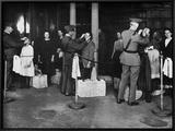 Ellis Island: Examination