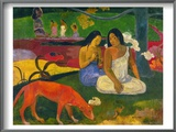 Gauguin: Arearea  1892