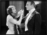 Silent Film Still: Drinking