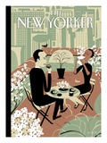 The Joys of the Outdoors - The New Yorker Cover  April 23  2012