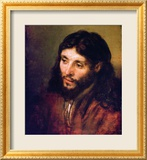 Head of Christ  circa 1648