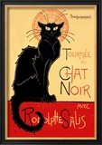 Tournee du Chat Noir Avec Rodolptte Salis