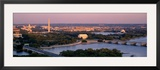 Aerial  Washington DC  District of Columbia  USA