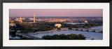 Aerial  Washington DC  District of Columbia  USA