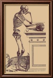 Leaning Skeleton