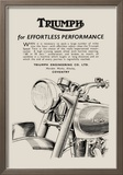 Triumph of Effortless Performance Reproduction encadrée