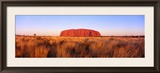 Ayers Rock  Uluru-Kata Tjuta National Park  Australia