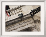 New York Stock Exchange  Wall Street  Manhattan  New York City  New York  USA