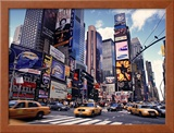 Times Square  New York City  USA