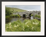 Quiet Man Bridge  Near Maam Cross  Connemara  County Galway  Connacht  Republic of Ireland