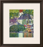 Kirche in Unterach Am Attersee  Church in Unterach on Attersee