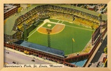Sportsman&#39;s Park  St Louis  Missouri