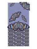 Lavender Iris Invasion