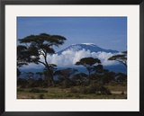Kenya  Mount Kilimanjaro