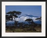 Kenya  Mount Kilimanjaro