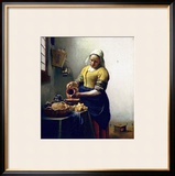 The Milkmaid  circa 1658-60