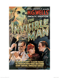The Invisible Man Movie Claude Rains Gloria Stuart