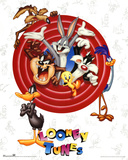 Looney Tunes Bugs Bunny and Friends Group Shot
