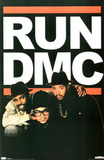 Run DMC Group Music Poster Print