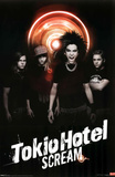 Tokio Hotel (Scream) Music Poster Print