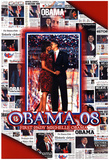 Barack and Michelle Obama Newspapers Jones
