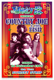 Country Joe and the Fish Whisky-A-Go-Go Los Angeles  c1967