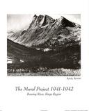 Ansel Adams (Boaring River) Photo Print Poster