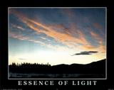Essence of Light (Sky) Photo Print Poster