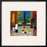 Bonnard: Dining Room