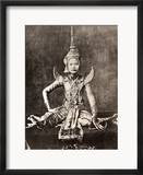 Siam: Dancer  C1870
