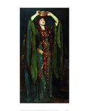 Ellen Terry in the Role of Lady MacBeth