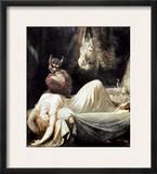 Fuseli: Nightmare  1781