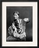 Navajo Woman & Child  C1914