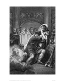 Illustration from MacBeth c 1820
