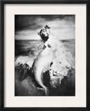 Nude As Mermaid  1898