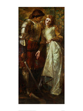 Ophelia and Laertes  1879