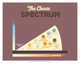 The Cheese Spectrum