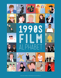 1990s Film Alphabet - A to Z